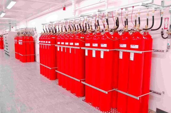 Co² Agentes Extintores
